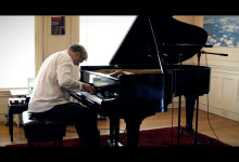 August Edition I, free piano solo